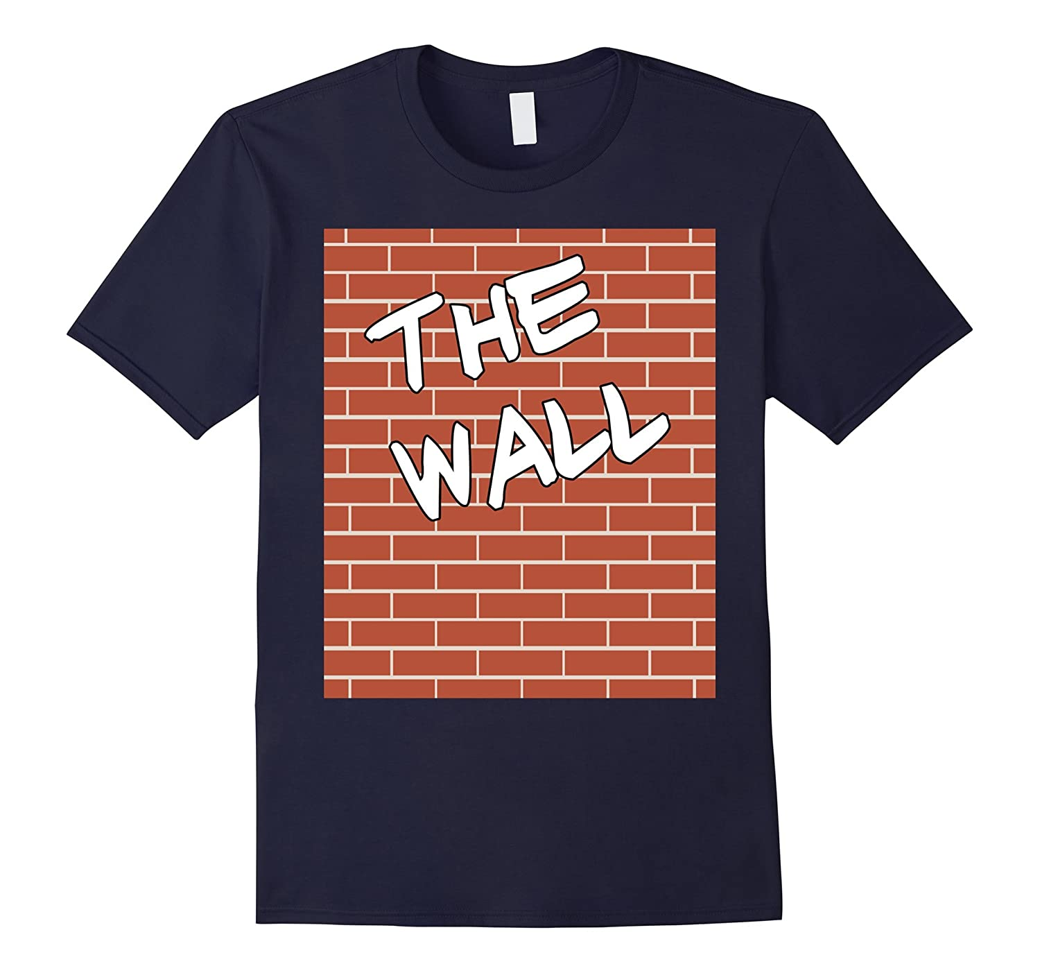 The Wall Costume - Funny Halloween Brick Wall Costume-FL
