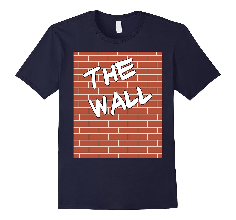 The Wall Costume - Funny Halloween Brick Wall Costume-FL