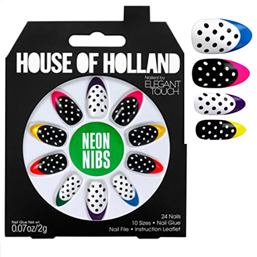 House Of Holland Nails By Elegant Touch - NEON NIBS