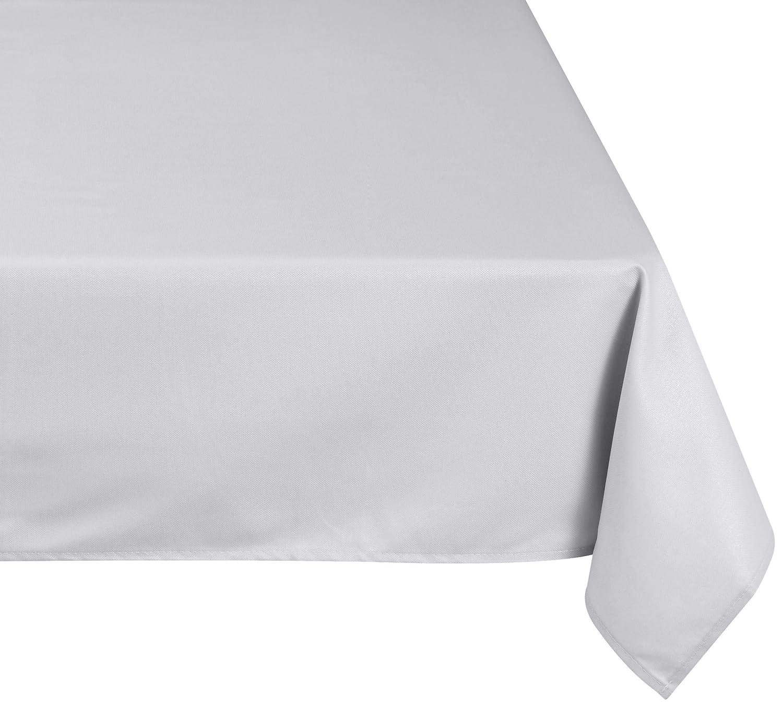 Linder Tischdecke Tischdecke Tischdecke rechteckig Picnic, weiß, 160 x 300 cm B00CIW07TM Tischdecken 231605