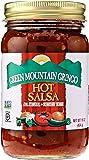 Green Mountain Gringo Hot Salsa, 16 oz