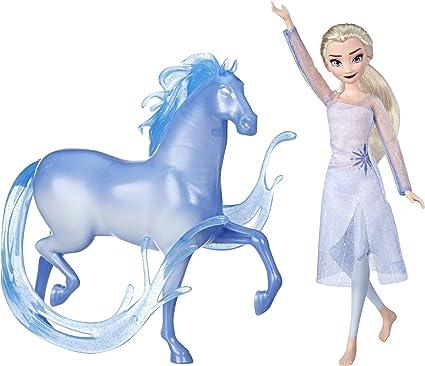 Amazon Com Disney Frozen Elsa Fashion Doll Nokk Figure Inspired