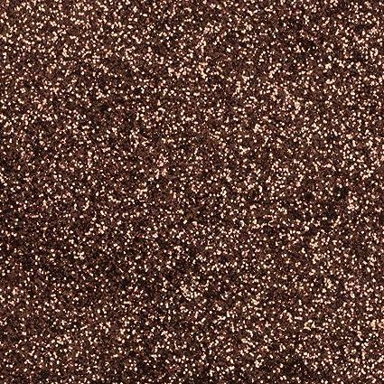 colore: Bronzo formato A4 confezione da 5 morbido al tatto The Ark Craft 250 g//mq Cartoncino glitterato