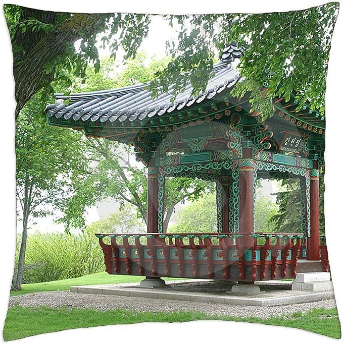 Funda de almohada - pagoda (18: Amazon.es: Hogar