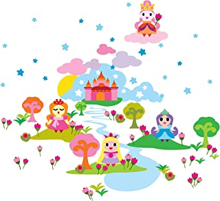 product image for WallCandy Arts Wall Decal, Princess Wall Stickers