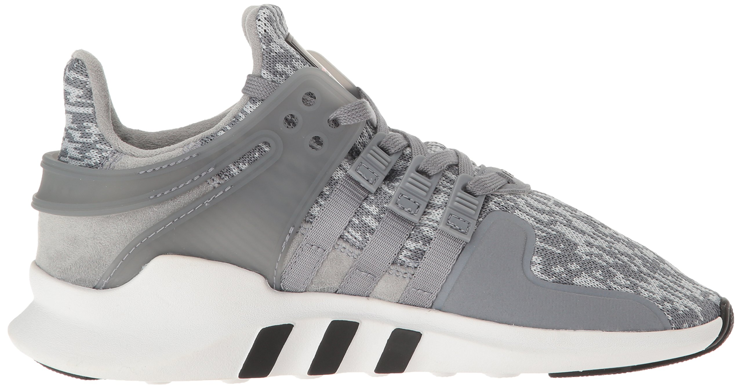 adidas Originals Boys' EQT Support ADV J Running Shoe, Tech Grey/White, 5.5 M US Big Kid by adidas Originals (Image #7)