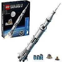 Lego 92176 NASA Apollo Saturn V Rymdskepp, Vit, 1st