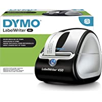 DYMO LabelWriter 450 Label Maker   Direct Thermal Label Printer   Fast Printing of Labels, Barcodes & More   Computer…