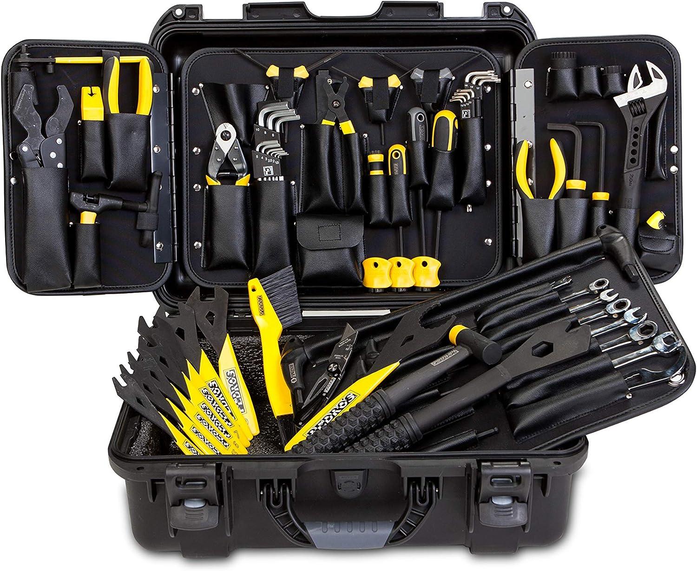 Pedros Master Tool Kit 3.1 - Caja de Herramientas para Adulto ...