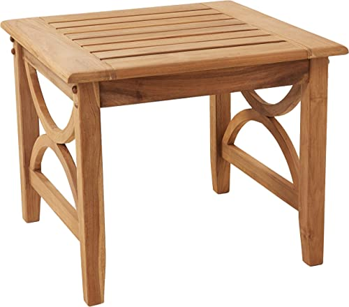 Cambridge Casual Indonesian Chester Patio Side Table
