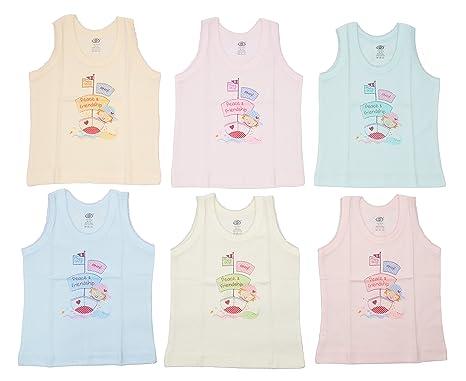 Girls' Clothing (newborn-5t) Supply Girls 12-18 Months Vest