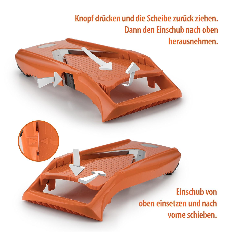 B/örner V5/Powerline Set Professionnel Orange