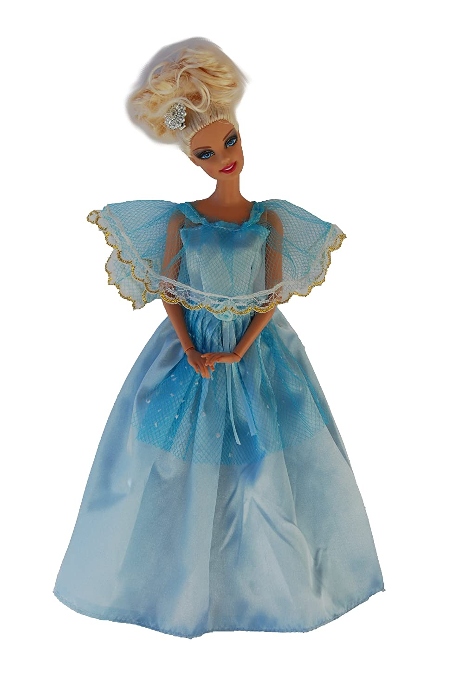 Dresses for Barbie - The Princess Collection (3 Dress Set) - DOLLS ...