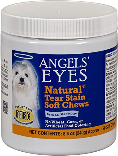 Angel's-Eyes-NATURAL-Tear-Stain-Prevention-Soft-Chews-for-Dogs