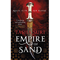 Empire of Sand (The Books of Ambha Book 1) (English Edition)
