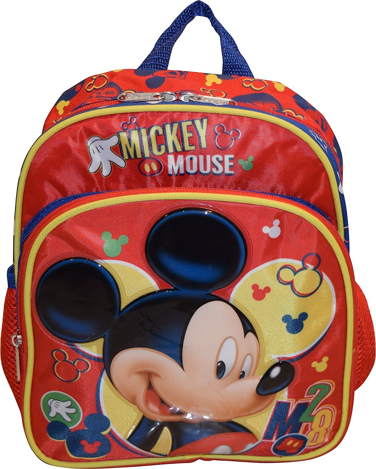 Mickey Mouse Boys Kids Toddler Preschool Backpack 10