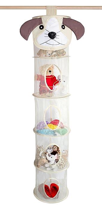 5 Tier Storage Organizer   12u0026quot; X 59u0026quot;   Hang In Your Childrenu0027s  Room