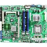 Supermicro Motherboard PDSMi+ Intel 3000 LGA775 FSB1066MHz 4DDR2 SATA RAID Video Dual GBLAN ATX Bulk