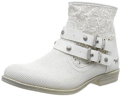 MUSTANG Damen 1157 557 100 Stiefeletten: : Schuhe