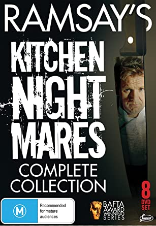 amazon com ramsay s kitchen nightmares complete collection 8