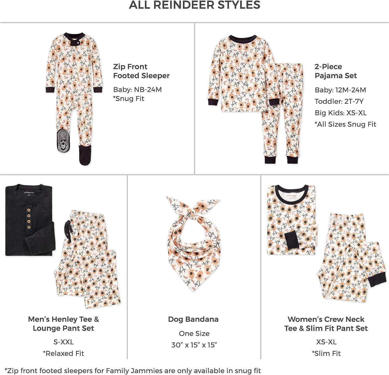 Organic Cotton Pjs Burts Bees Baby Baby Girls Family Jammies Matching Holiday Pajamas