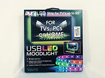 Amazoncom Magictv Usb Led Tv Backlight Moodlight Remote Control