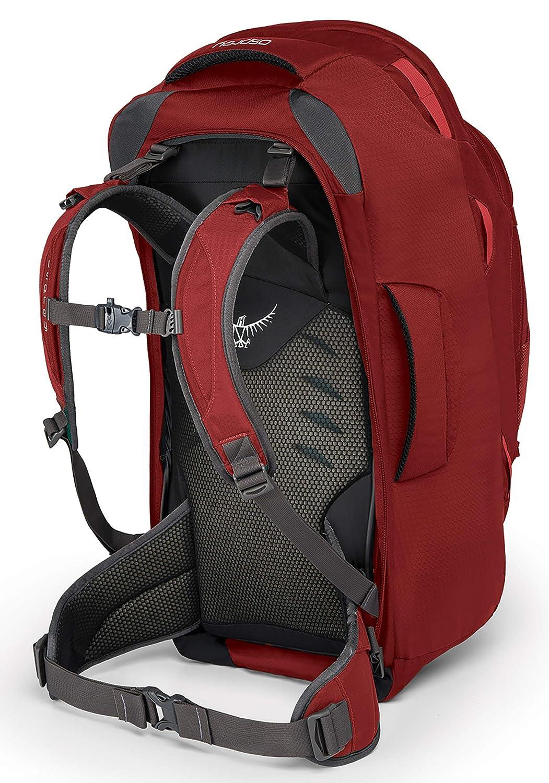 Osprey Packs Farpoint 55 Mens Travel Backpack