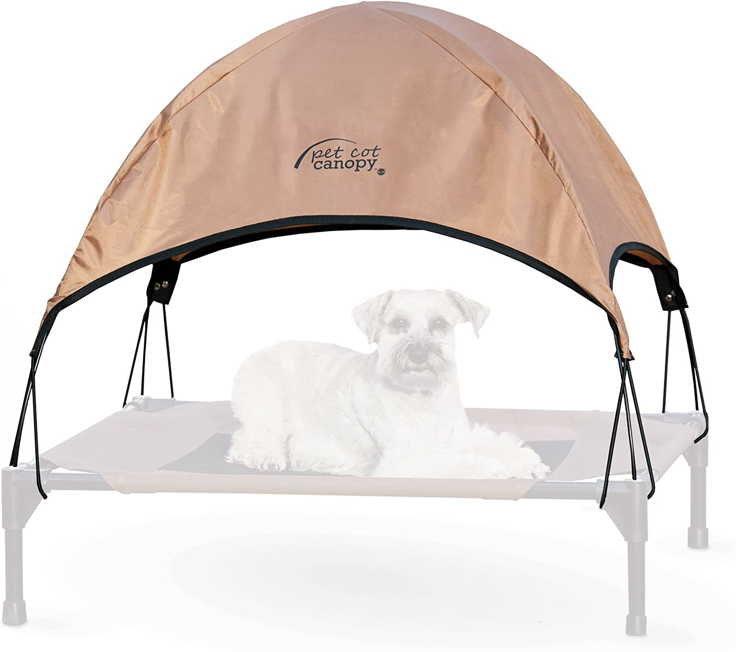 K H Pet Products Pet Cot Canopy Cot sold separately