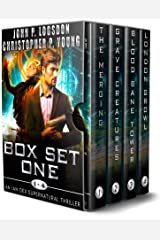 Ian Dex Supernatural Thriller Box Set ( Books 1 - 4 ) (Las Vegas Paranormal Police Department Box Sets) Kindle Edition