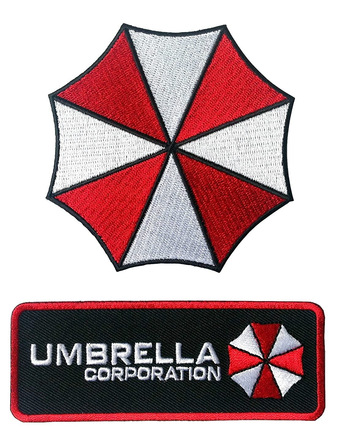 Resident Evil Umbrella Corporation Embroidered 2 Patches Amazon