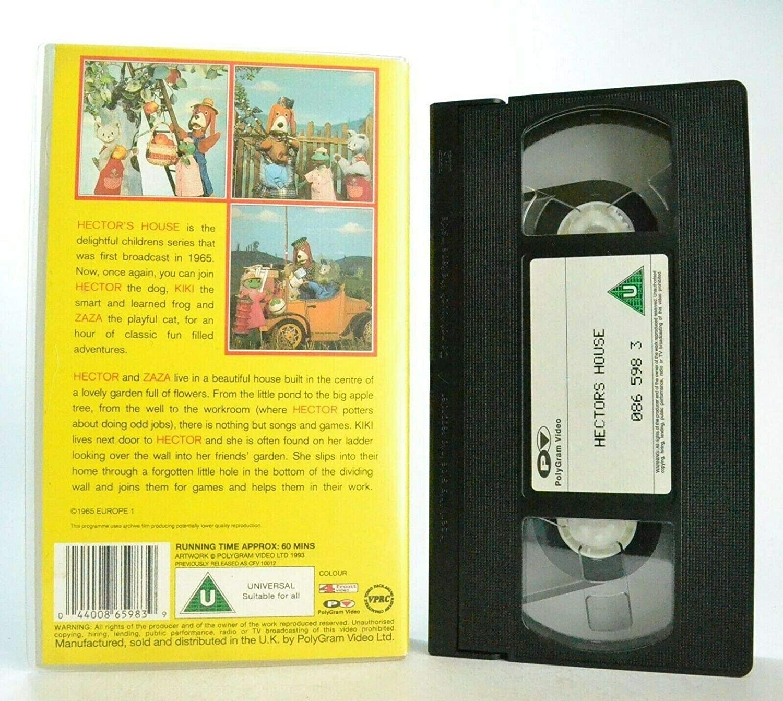 La Maison de Toutou [VHS]: Amazon.es: Paul Bacon, Paul Bacon: Cine y Series TV