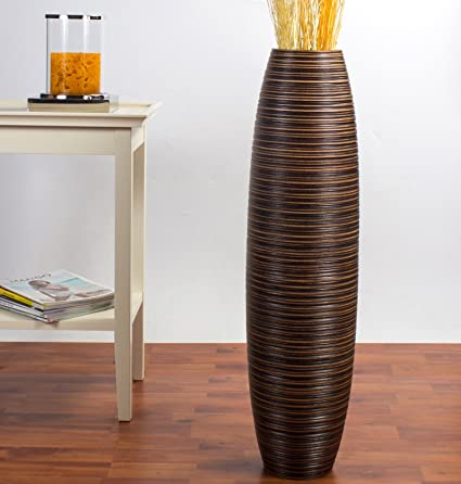 Amazon Leewadee Tall Big Floor Standing Vase For Home Decor