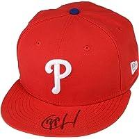 $29 » J.P. Crawford Philadelphia Phillies Autographed New Era Cap - Fanatics Authentic Certified - Autographed Hats