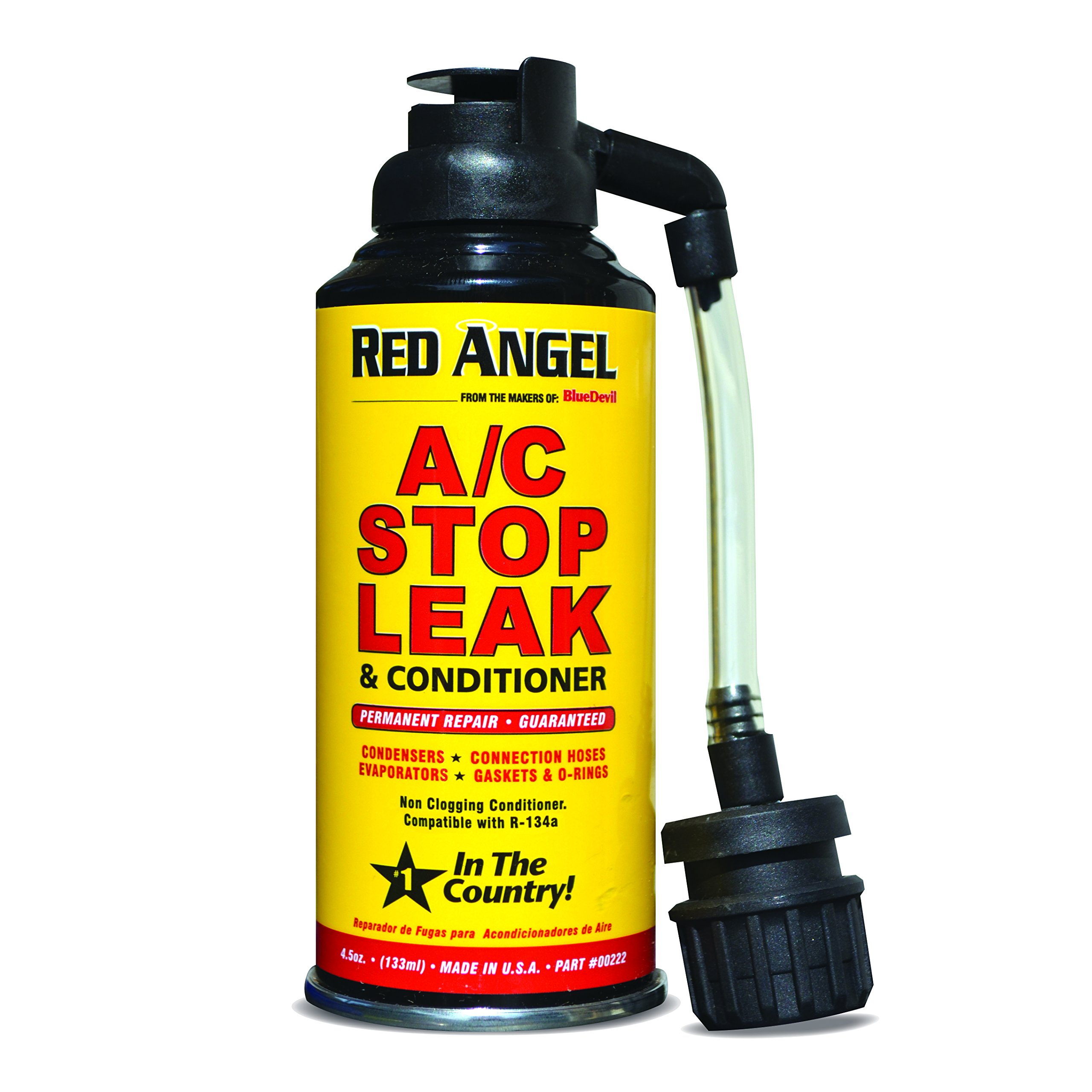 Red Angel A/C Stop Leak & Conditioner by BlueDevil Products