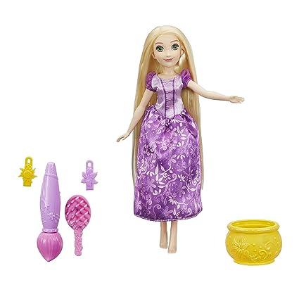 Disney Princesses Disney Princess Poupee Raiponce Cheveux Feeriques