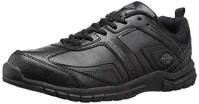 Dickies Men's Vanquish Health Care & Food Service Shoe, Black, ...