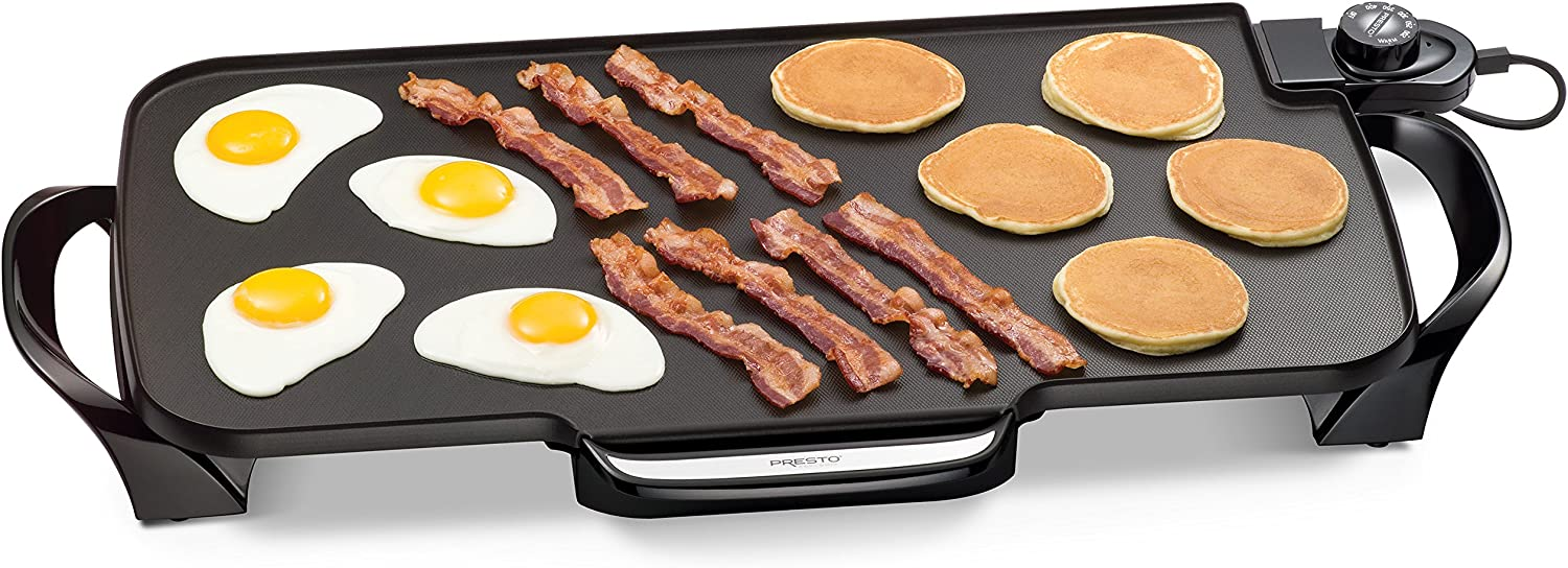 Best Electric Griddle-Presto 07061 22-inch