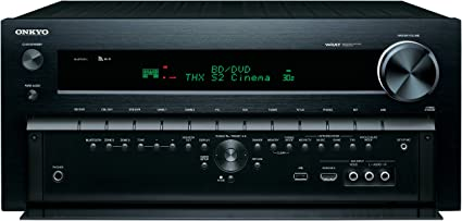 Amazon Com Onkyo Tx Nr828 7 2 Channel Wireless Network A V Receiver Home Audio Theater