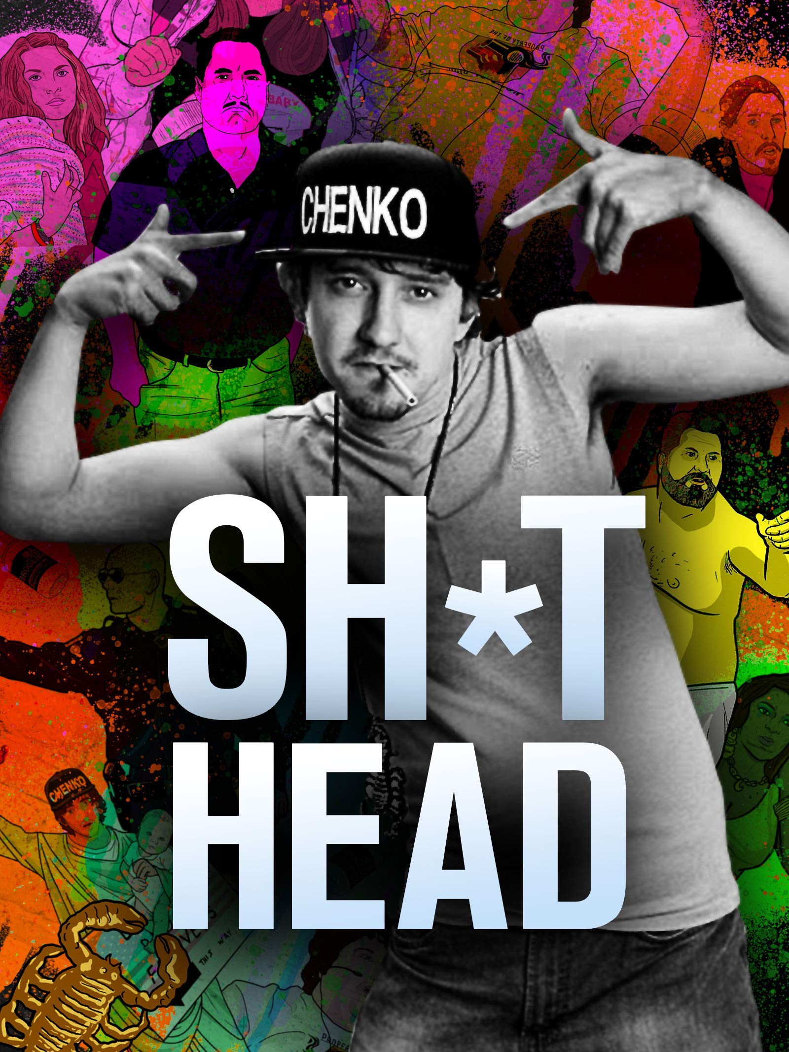 Sh*thead on Amazon Prime Video UK