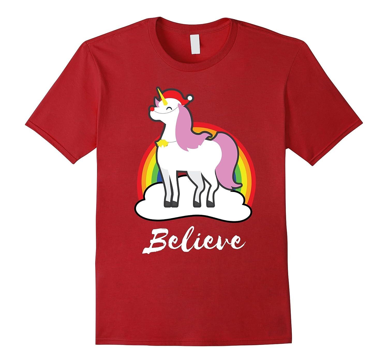 believe christmas unicorn - Christmas Unicorn