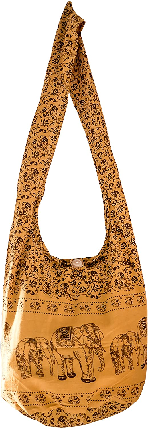 CCcollections Sling Cross body BAG COTTON over 40 prints sustainable living eco friendly shopping bag