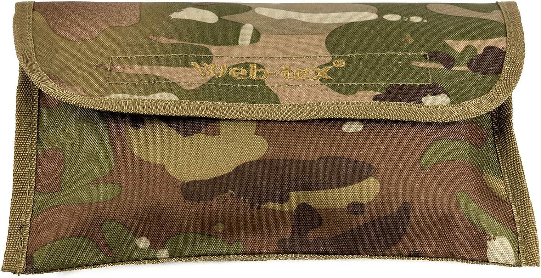 Web-tex - Kit de limpieza para botas militares - 2 cepillos, trapo, cordoneras - Original Multicam: Amazon.es: Ropa y accesorios