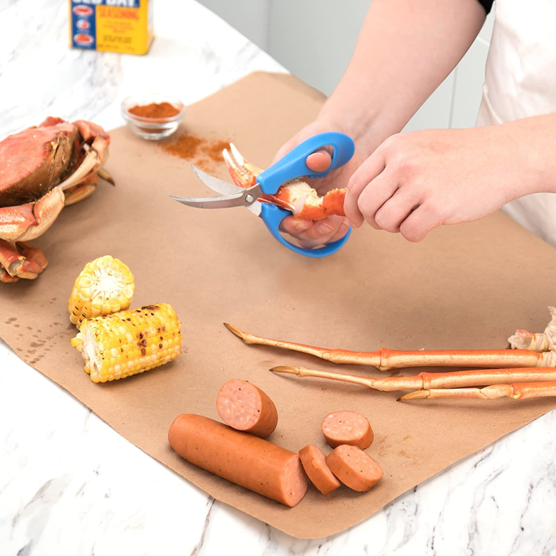 Narrow Serrated Blade Crab /& Shell Cracker Tovolo Seafood Snips