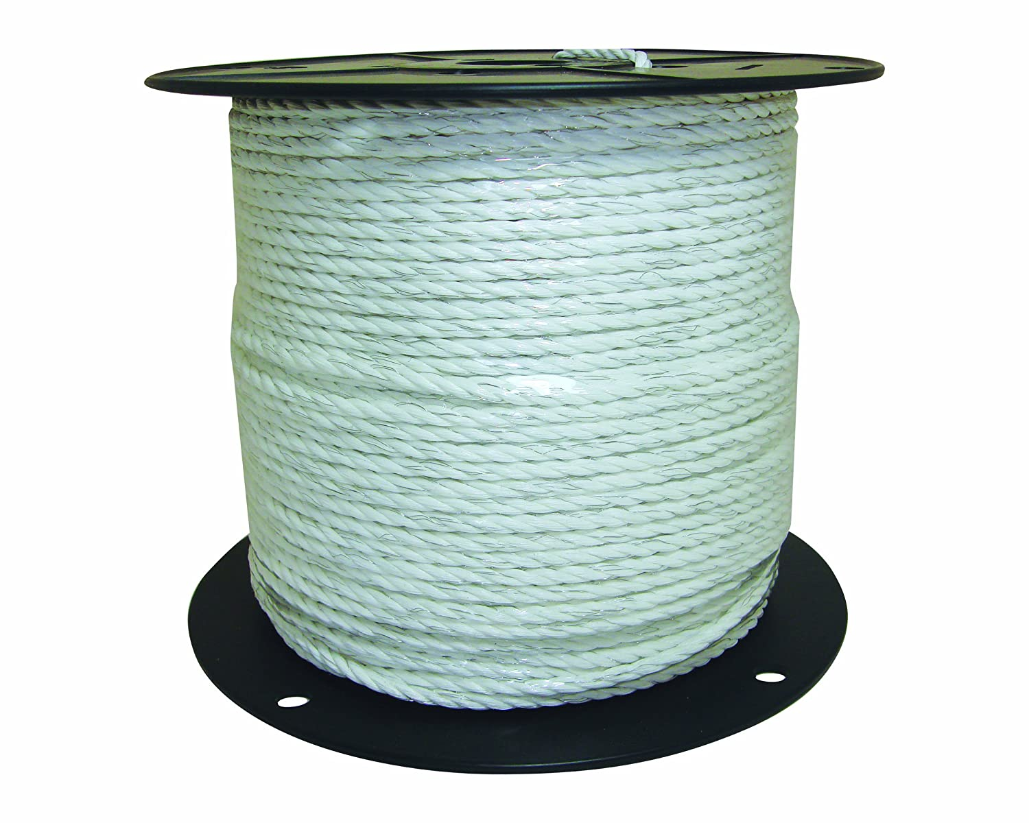 Field Guardian Economy Polyrope, 1 4-Inch, White