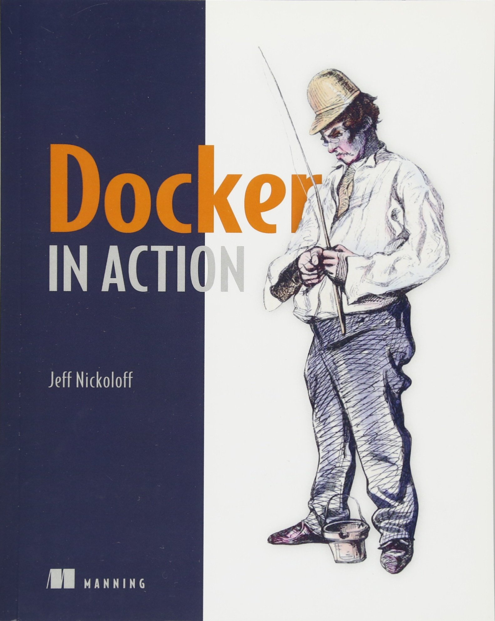 5be7dc50230f7f Amazon.fr - Docker in Action - Jeff Nickoloff - Livres