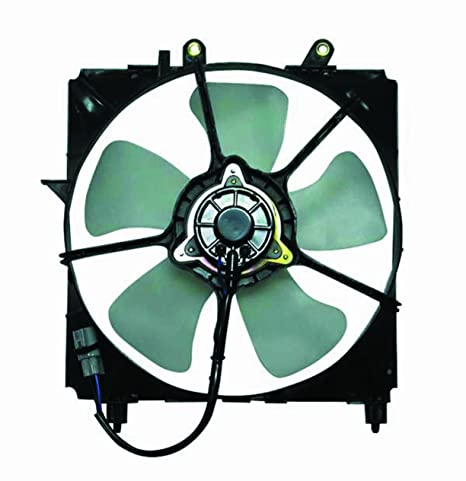 Depo 312-55038-120 Radiator Fan Assembly