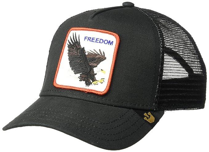 68beede9ea Goorin Bros. Men s Freedom Trucker Cap