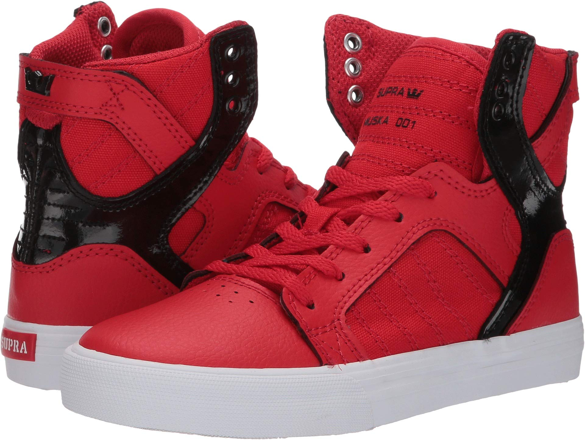 Galleon Supra Kids Boy's Skytop (Little KidBig Kid) Risk