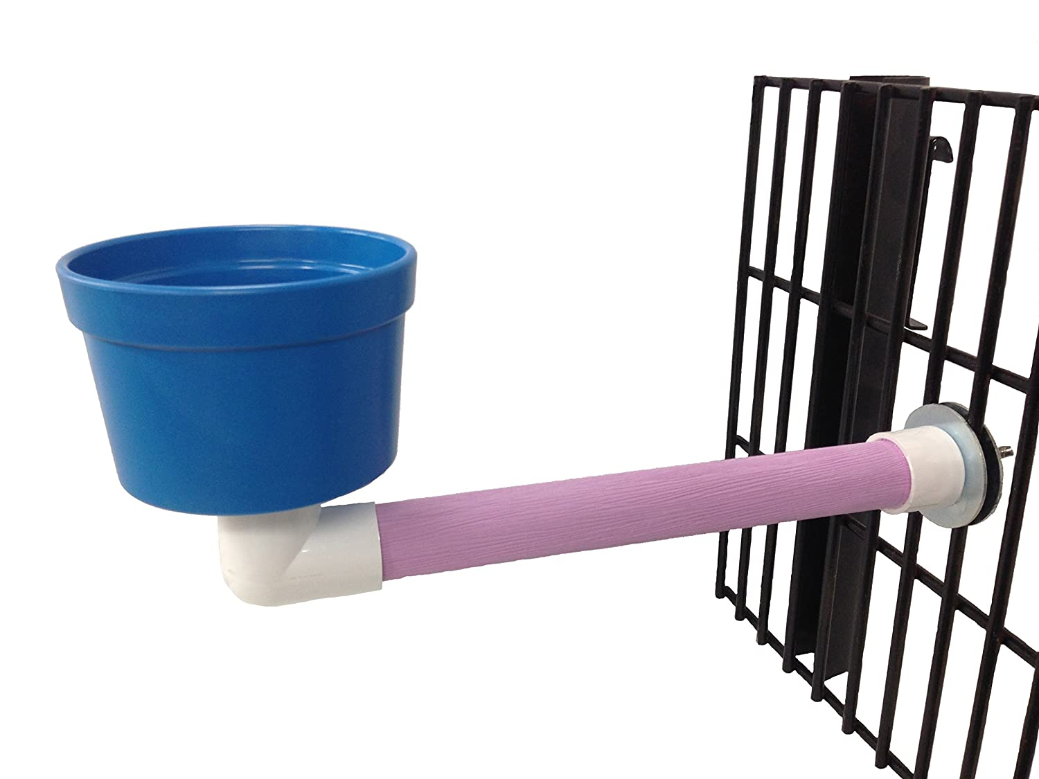 FeatherSmart EZ CLEAN PERCH 'N CUP (Small)
