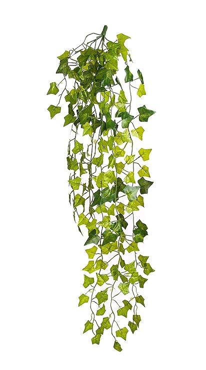 Best Artificial 100cm Trailing Ivy Garland Hanging Vine String Plant (English TI03)
